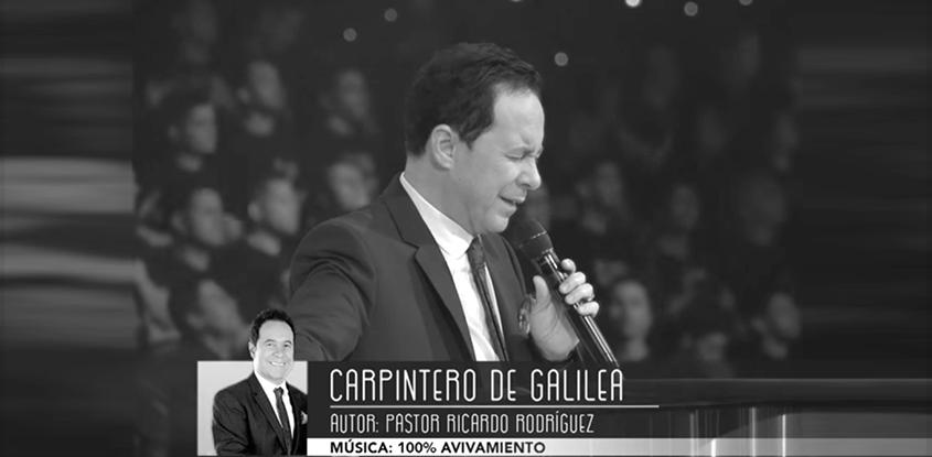 Carpintero de Galilea- Nuevo coro de Adoración