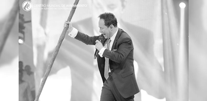 Galería tercera conferencia- Congreso Mundial de Avivamiento 2015