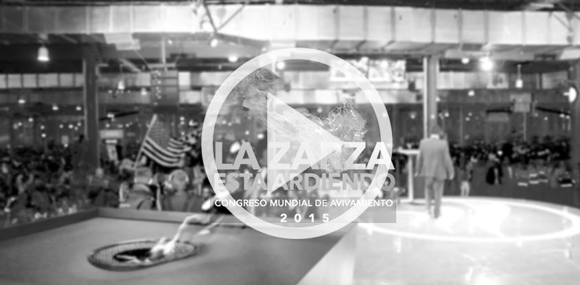 Transmisión en vivo - Congreso Mundial de Avivamiento 2015