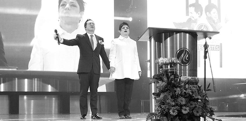 Vigésimo segundo aniversario del pentecostés de Avivamiento