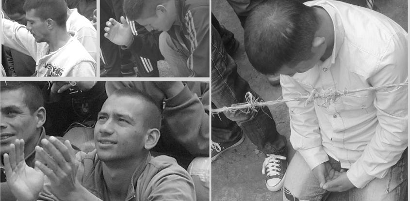 Comenzó el Avivamiento en las cárceles de Colombia