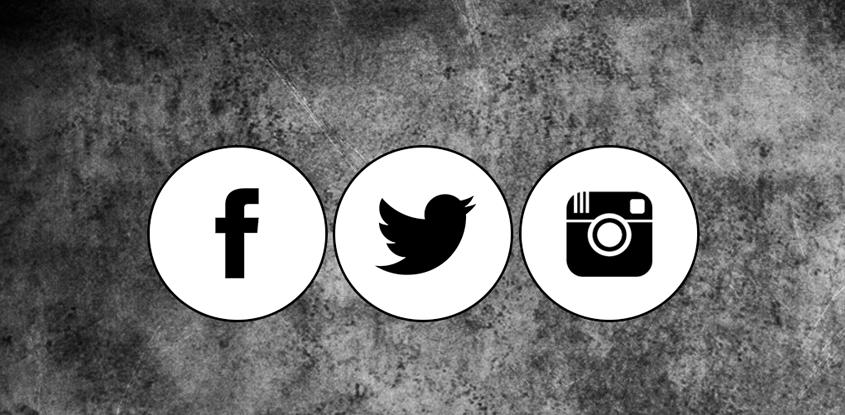 Sigue a los pastores Ricardo y Patty Rodríguez en sus redes sociales