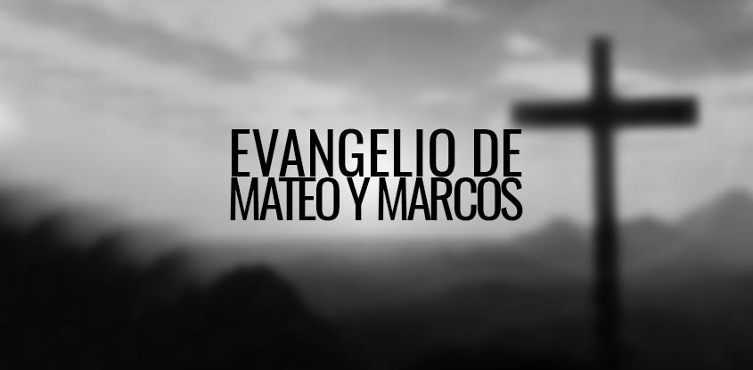 Mateo y Marcos- Explorando el nuevo testamento