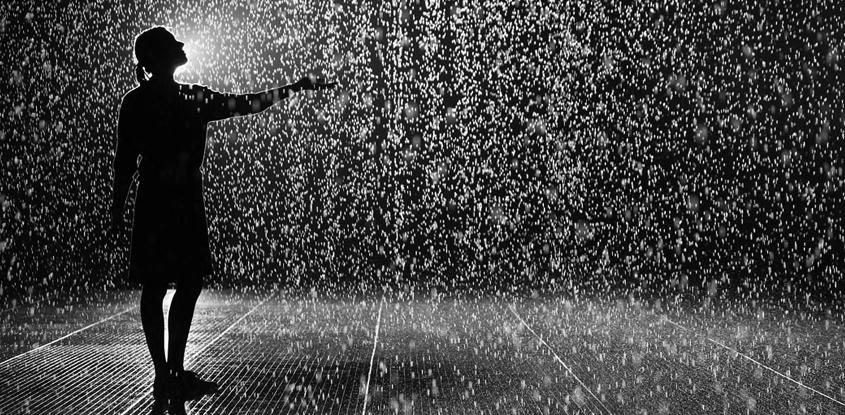 Lluvias en la estación tardía