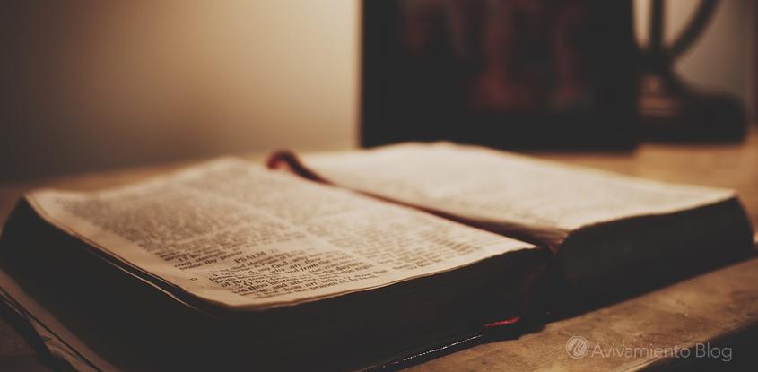 Feliz día de la Biblia