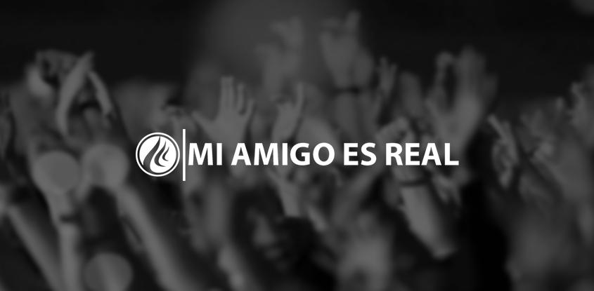 """""""Mi amigo es real""""- Nuevo coro de adoración"""