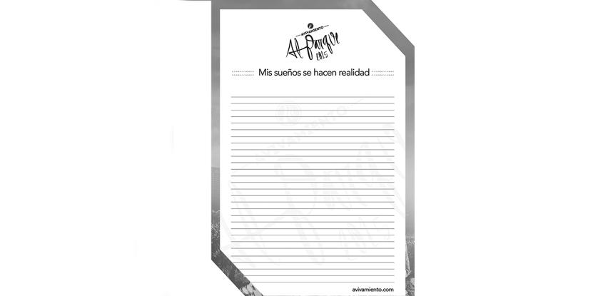 Descarga tu tarjeta de peticiones para Avivamiento al Parque 2015