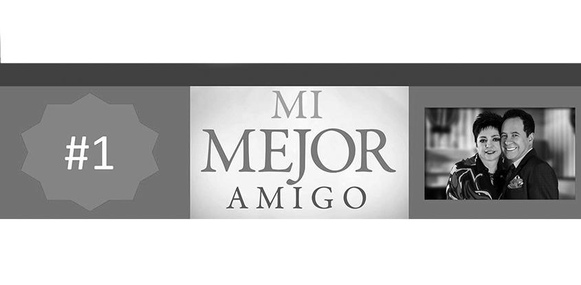 """""""Mi Mejor Amigo"""" el libro más vendido en 2015 para Casa Creación"""