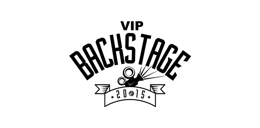 Participa en el concurso VIP BACKSTAGE 20·15