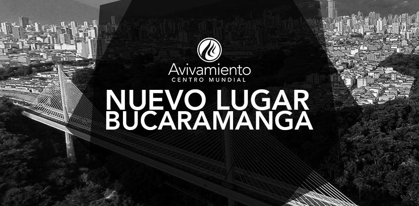 ¡Información importante!- Nuevo lugar de reunión para Bucaramanga