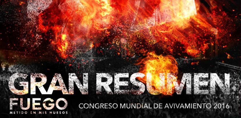 Revive todos los detalles del Congreso Mundial de Avivamiento 2016