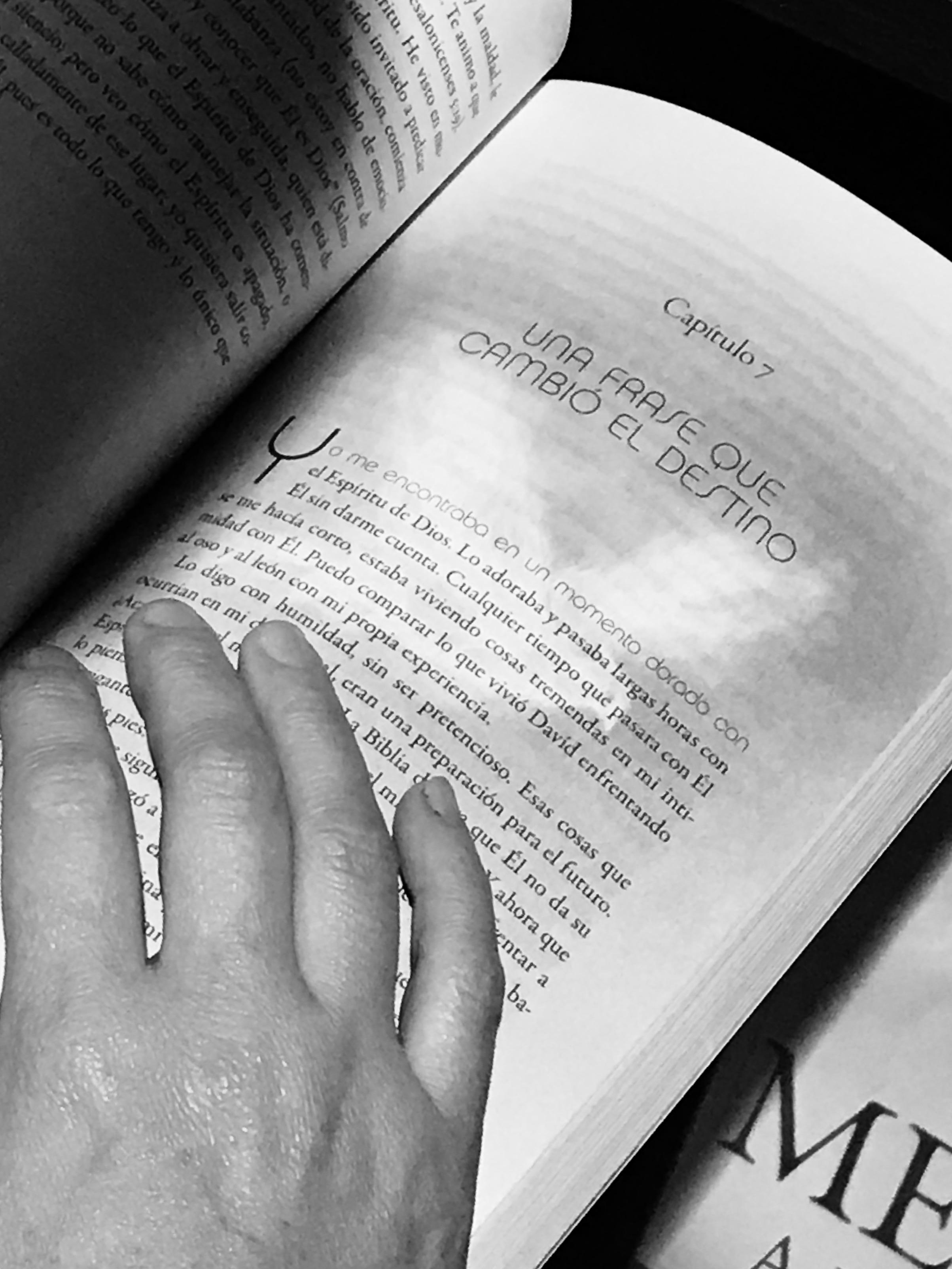 Una frase que cambió mi destino - La historia de salvación de Sneda González