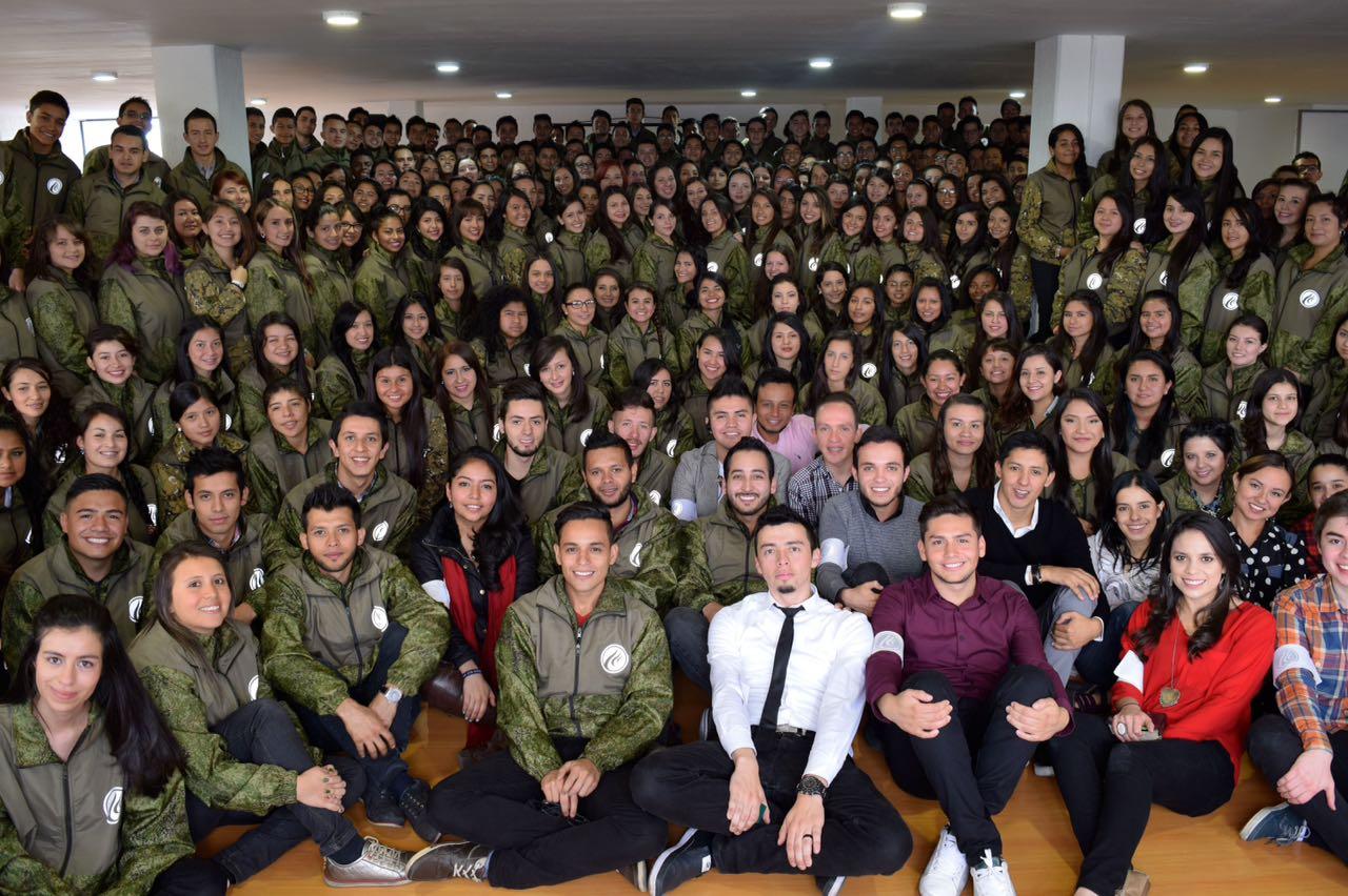 Soldados que impactan una nueva generación