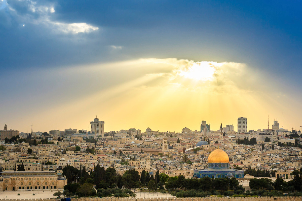 ¡Israel llega al Avivamiento!