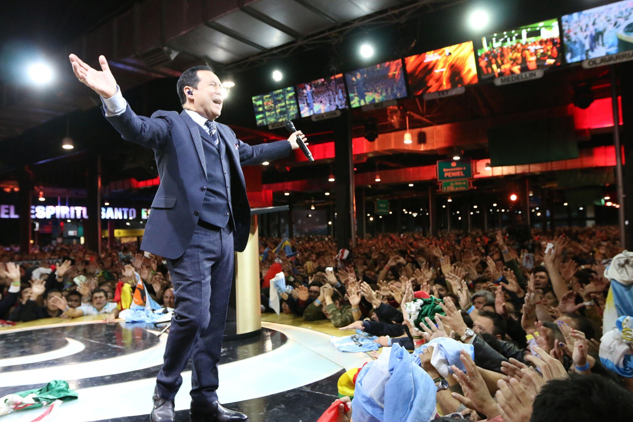 Conferencia #6 Pastor Ricardo Rodríguez - Llamas de fuego