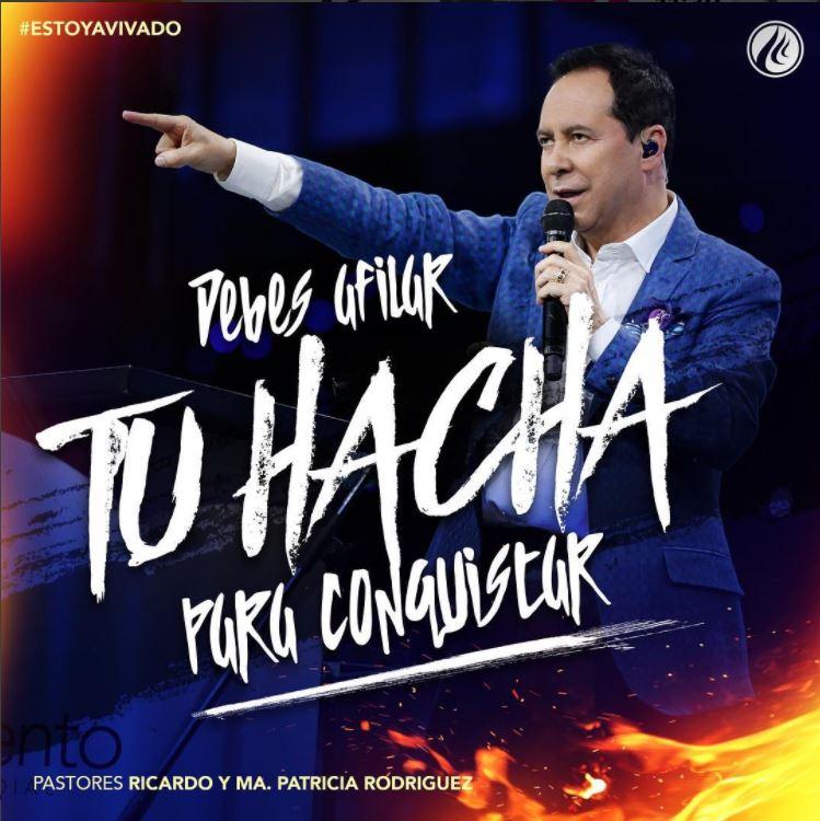 """Conferencia #2 Pastor Ricardo Rodríguez – """"Recuperando el hacha"""""""