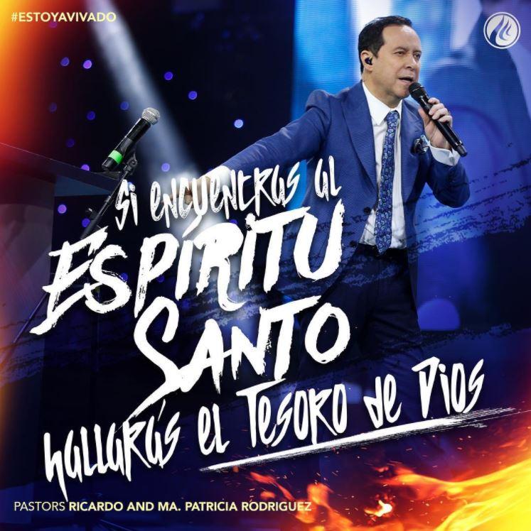 Conferencia #3 Pastor Ricardo Rodríguez - El Tesoro de Dios