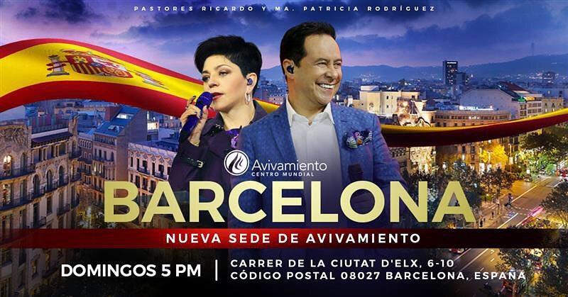 Gran Inauguración Avivamiento España
