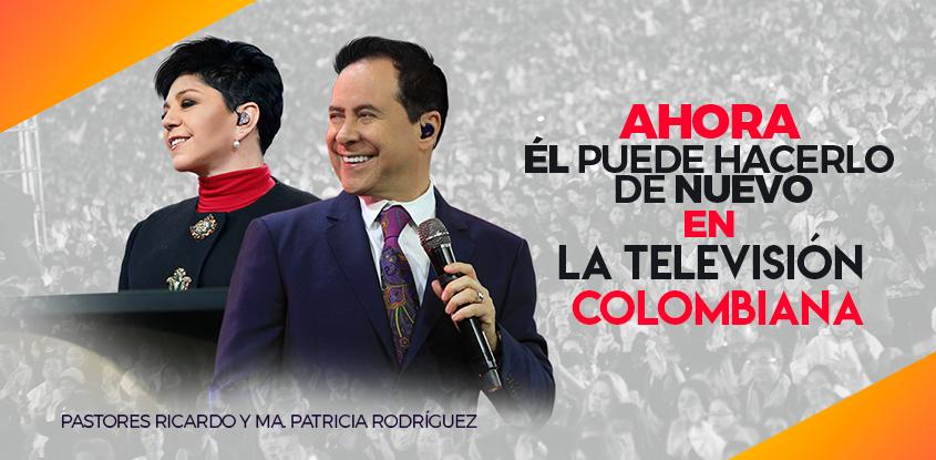 El Avivamiento en más canales por toda Colombia