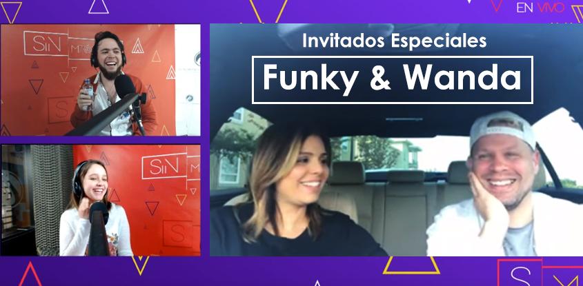 Funky y Wanda en Sin Mitómanos