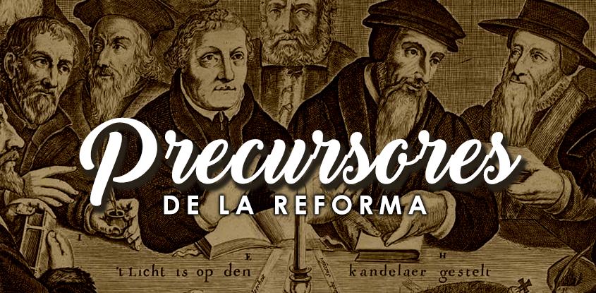 Conoce otras miradas de la reforma (Precursores)