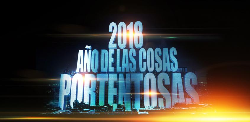 Bienvenidos al 2018