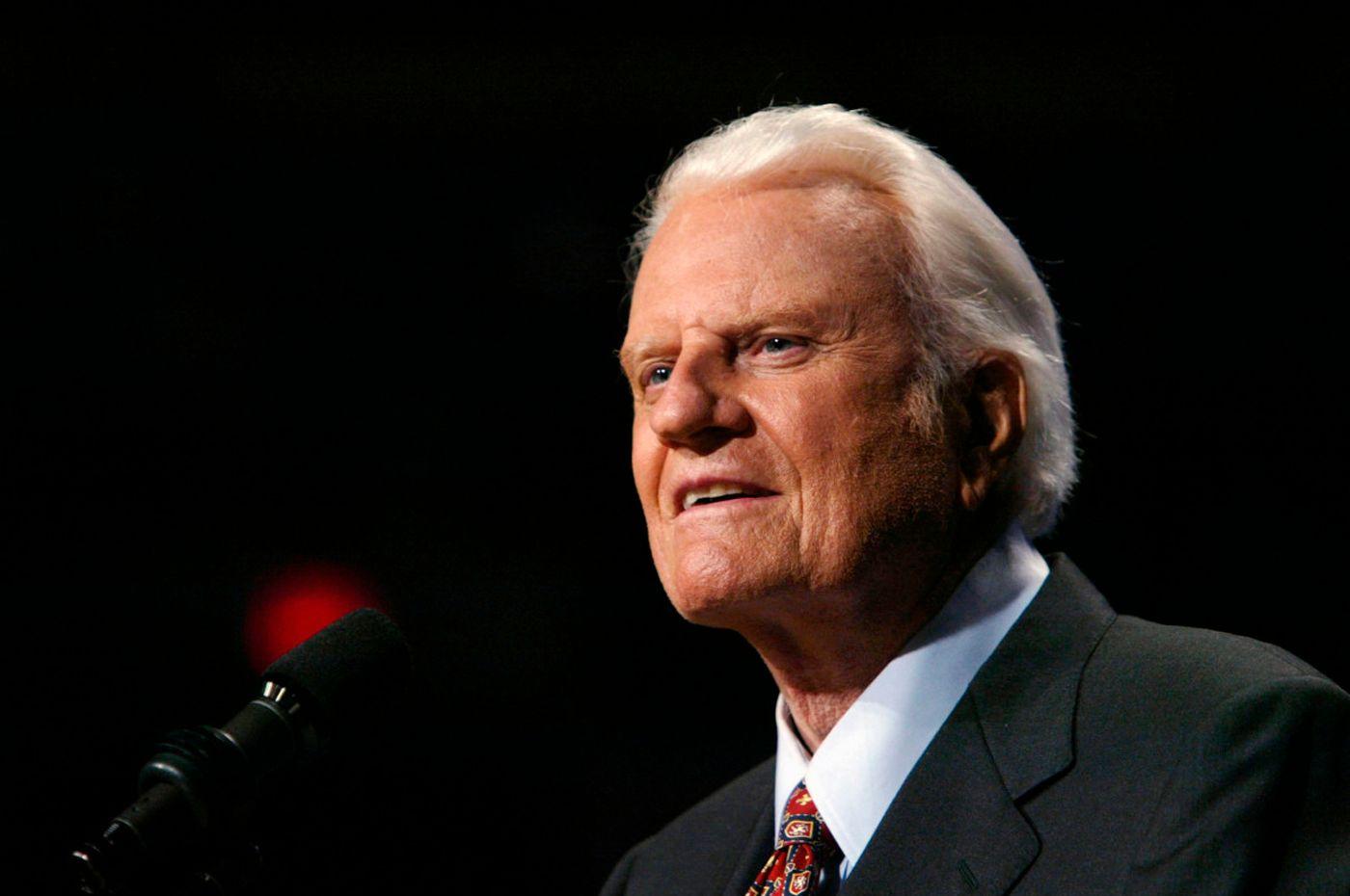 10 Frases de Billy Graham para recordar
