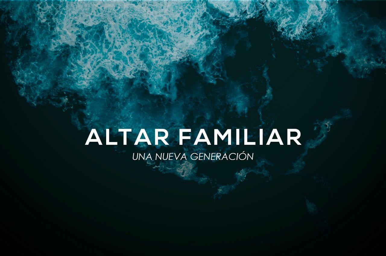 Altar familiar: Manteniendo la Esperanza