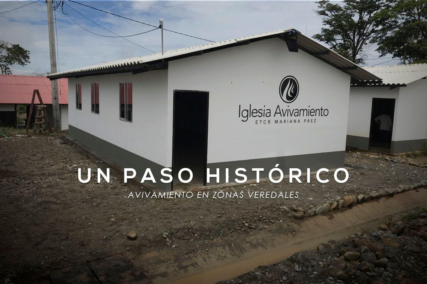Una nueva página en la historia de Colombia