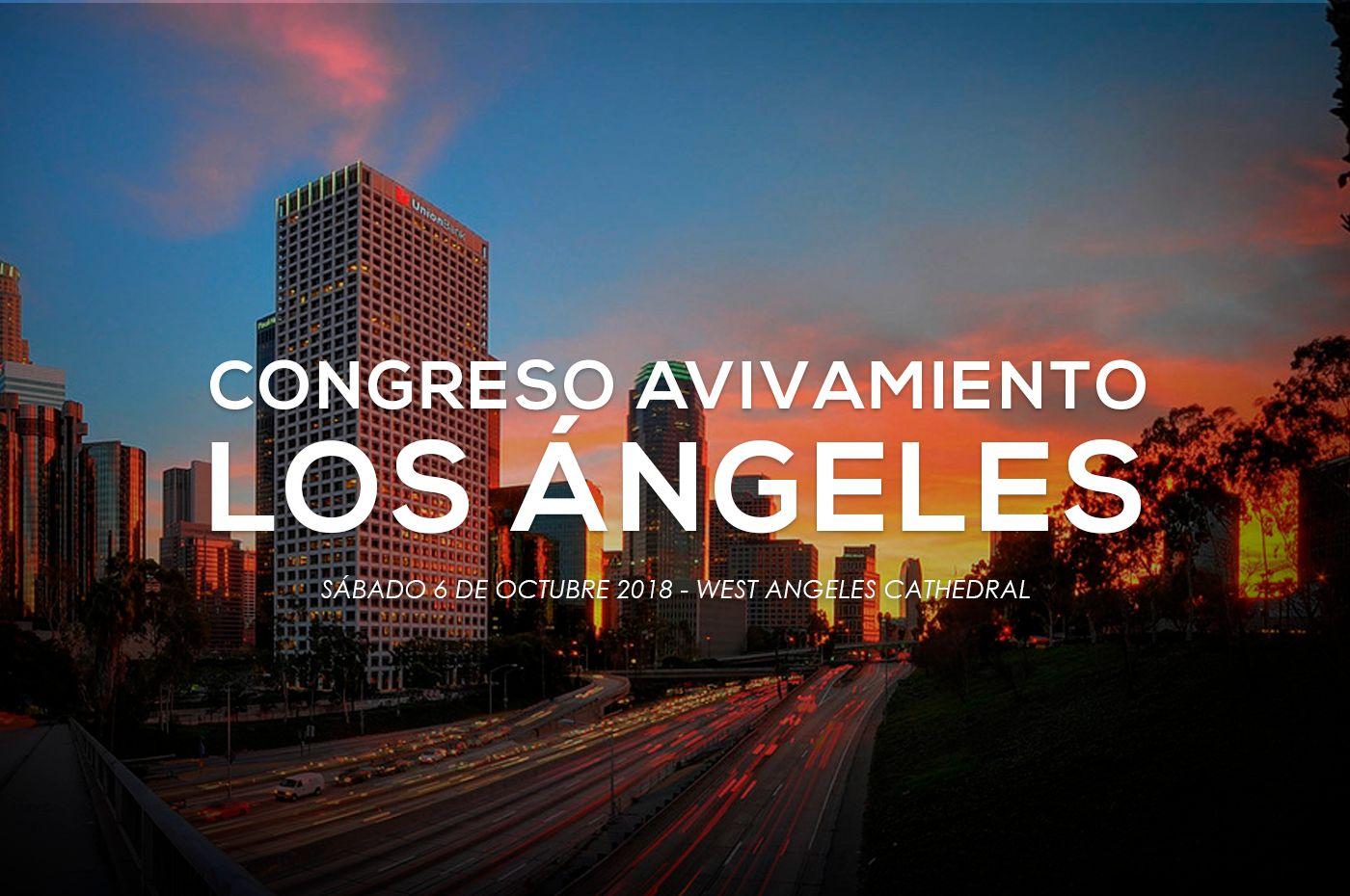 Congreso Avivamiento Los Ángeles