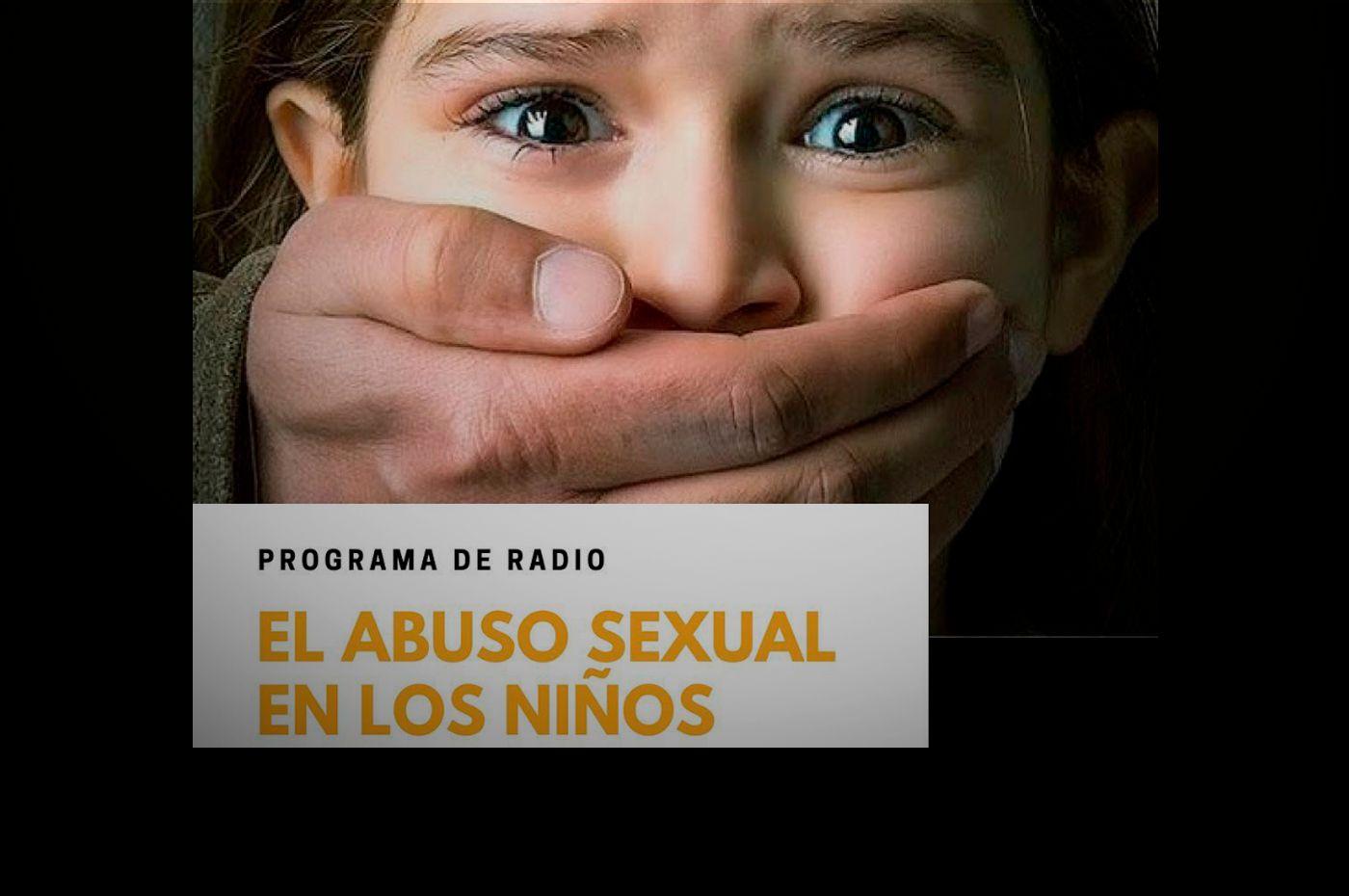 Abuso sexual en los niños