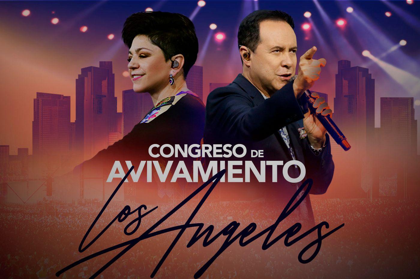 Este sábado congreso de Avivamiento en Los Ángeles