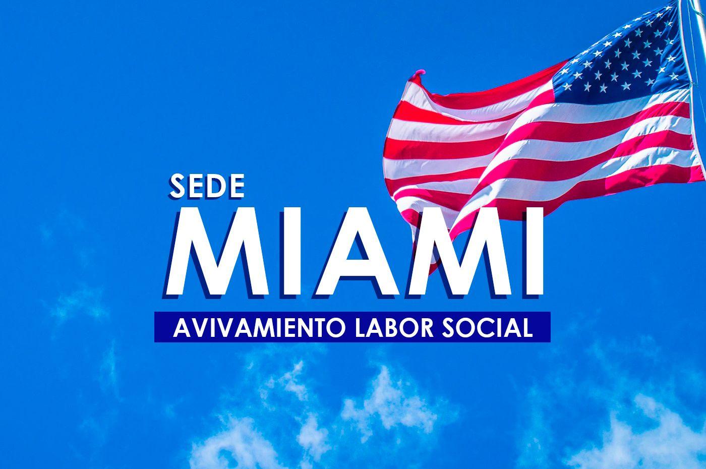 Avivamiento Miami reparte mercados a los más necesitados