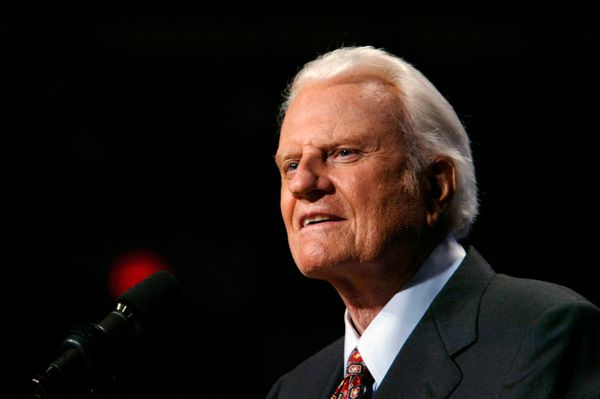 10 Frases de Billy Graham para recordar