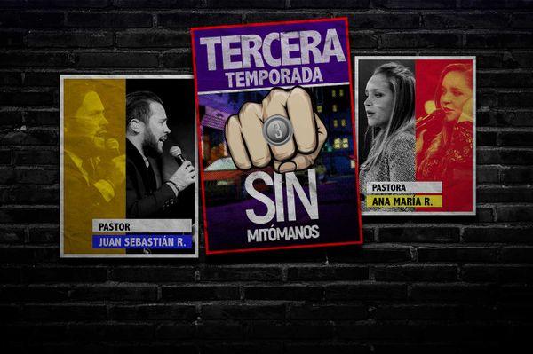 Inicia la tercera temporada de #SinMitomanos