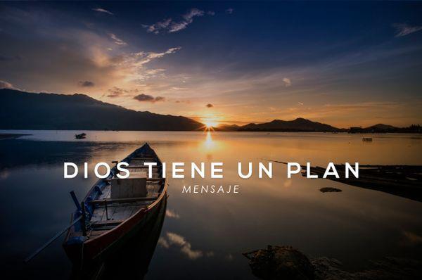 ¡Descansa! Dios tiene un plan
