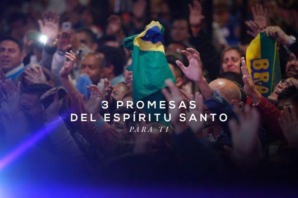El Espíritu Santo te promete...