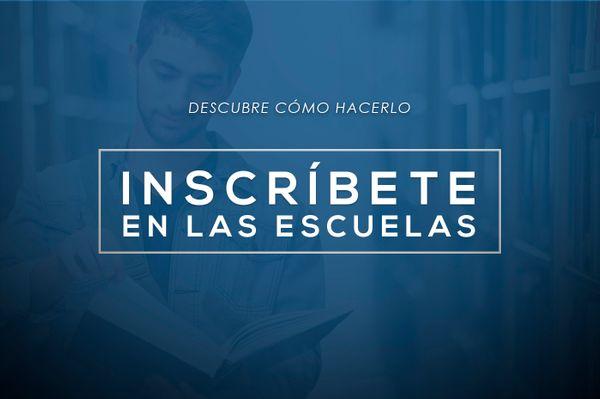 Inscríbete en las escuelas de formación del Avivamiento