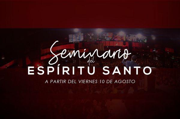 Seminario del Espíritu Santo en Avivamiento