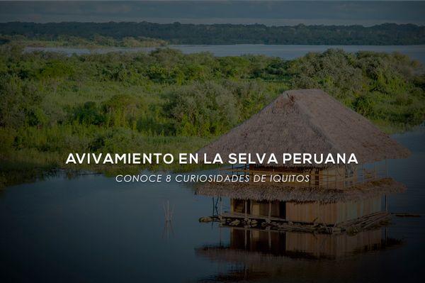 El Avivamiento llega al corazón de la selva en Perú