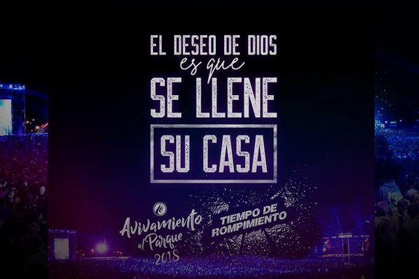 El deseo de Dios es que Su casa se llene