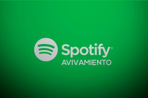 Avivamiento en Spotify