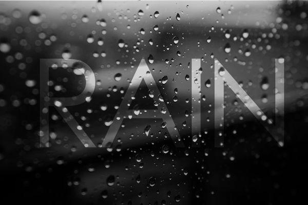 Lluvia en la estación tardía