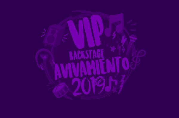 Participa en el concurso del VIP Backstage 2019