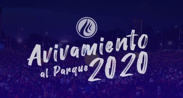 Avivamiento al parque 2020
